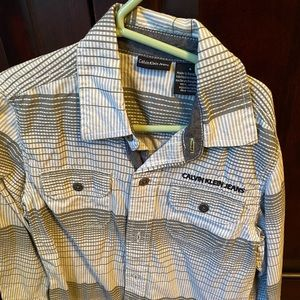 Calvin Klein toddler boys shirt